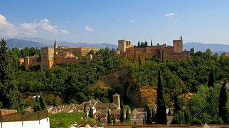 Alhambra de Grenade - Espagne