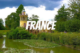 Lieux touristique de France