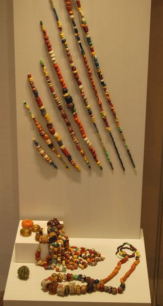 Baiuvarenmuseum Perlen