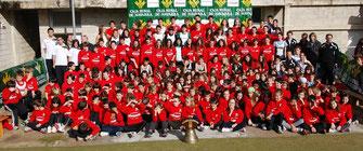 Presentación de la Escuela para la temporada 2012-2013