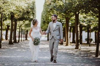 Hochzeit im Weilburger Schloss
