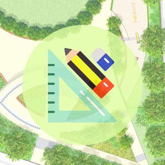 Home da3 studio progetti di paesaggio for App progettazione giardini