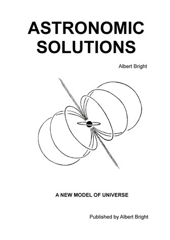 Albert Einstein and Isaac Newton formulas are being combined in this book, leading to a new model of universe. Inspired by Stephen Hawking and with the help of Wikipedia the author, Albert Bright, developed a new dimension of universe.