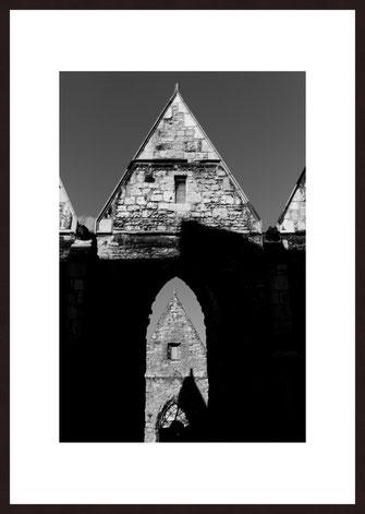 Leica Fine Art Print, Motiv: Aegidienkirche, Hannover. Diese Fotokunst ist zu kaufen, limitiert, exklusiv und in Galerie- Qualität