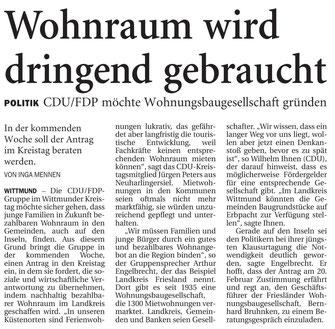 © Anzeiger für Harlingerland