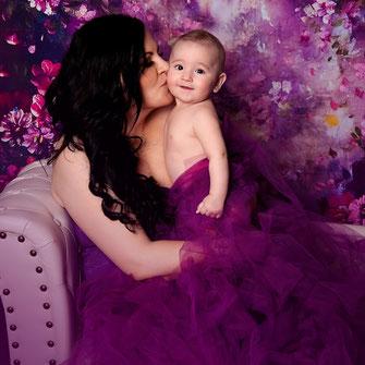 noworodek szata