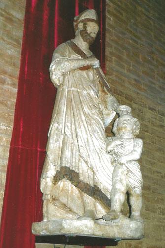 San Geminiano-Statue