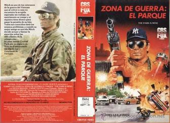 Zona de guerra: el parque,en versión beta
