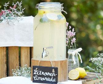 Getränkespender Verleih Limo Bar