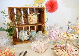 Candy Bar Verleih Landshut Vilsbiburg Dingolfing Niederbayern Hochzeit Geburtstag Fest