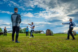 29.05.2020 Outdoor-Training