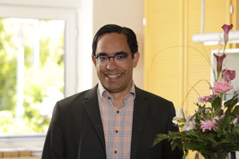 Navid Lodhia Portrait