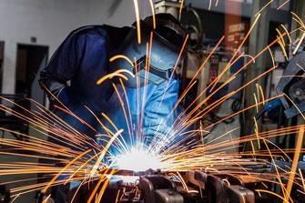 Industriemontagen - RCP Metallbau