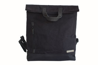 Margelisch shopper backpack Estern schwarz