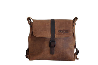 Margelisch leather bag Denia