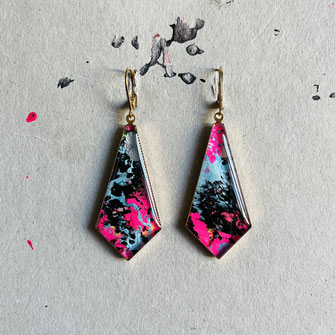Triangle Ohrhänger/Earrings  55 €