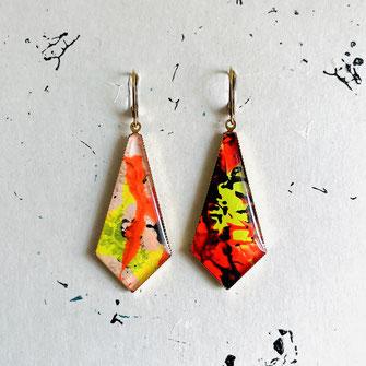 Triangle Ohrhänger/Earrings  55 €