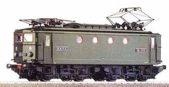 Pièces locomotives électriques ROCO
