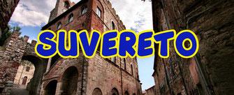 Suvereto in Val di Cornia - Costa Etrusca Toscana