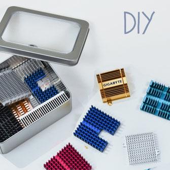 DIY: Kühlkührper