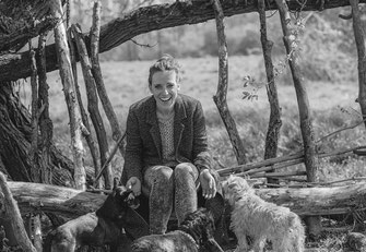 Hundetrainerin Isabel Boergen Nymphenburg