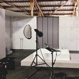 Making Of Foto Set Bathroom Axent Switzerland