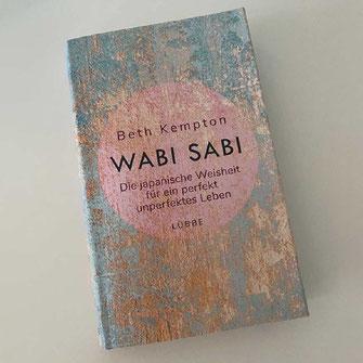 Buch über die Theorie der Wabi-Sabi Lebens Weisheit