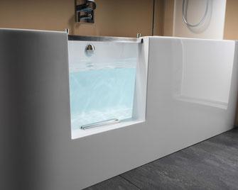 Livorno Easy - Duschen und Baden in Einem