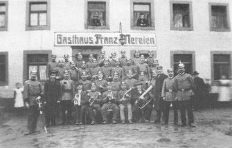 Feuerwehr Neidenbach 1912