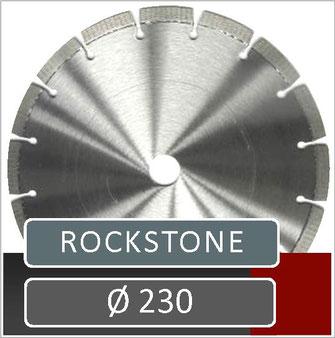 prodito slijpschijf 230mm op haakse slijper voor alle ebema rockstone producten met uitzondering van de rockstone diamond