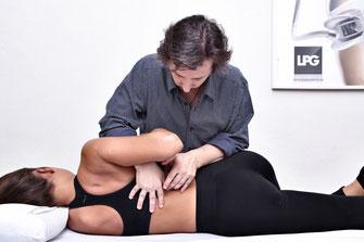 osteopatía en Colombia; Fabrice Lefevre; osteoópata;