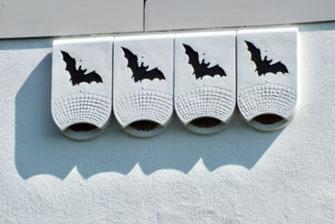 Fledermauskästen (Foto: R.Wittman, LBV-Bildarchiv)