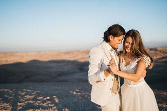 Hochzeitsreportage Brautpaar Fotos