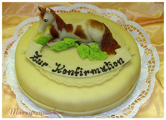 Marzipanzauber, Torte Konfirmation Kommunion, persönlich, Konfirmationstorte Kommunionstorte, Winsen Lüneburg Buchholz Soltau