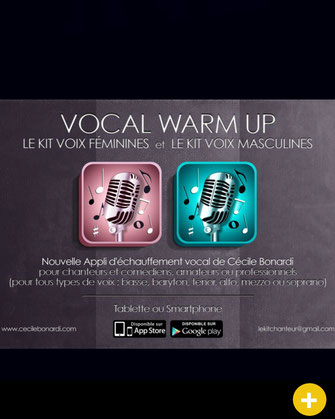 VOCAL WARM UP Acting Line Studio