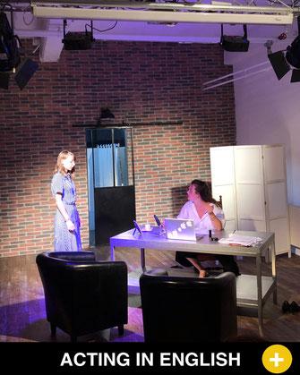 La séance Libre d'Acting Line Studio