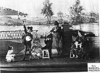 Hector MALOT - Comédie musicale -Théâtre du Petit Monde