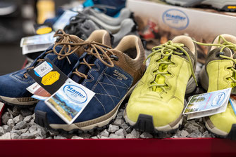 Bequeme und gesunde Schuhmode bei Orthopädieschuhtechnik Peter Schulz in Meckenbeuren