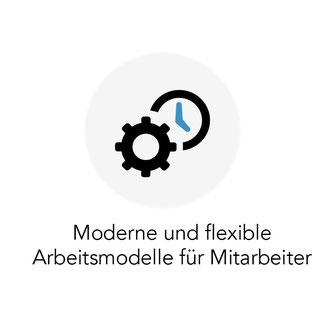 Moderne und flexible Arbeitsmodelle für Mitarbeiter