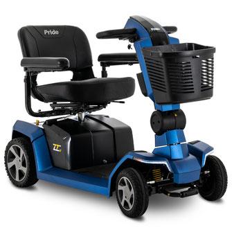 Pride ZT10 4-Wheel