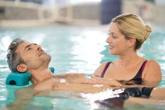 osteopatía en el agua; Barcelona;