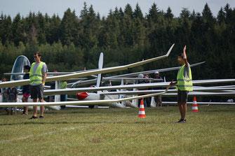 Klippeneck-Segelflug-Wettbewerb