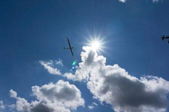 Erlebnistag Segelfliegen
