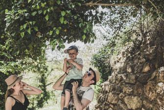 Eric| Prebodas en Familia