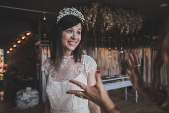 Marta| El vestido de la novia