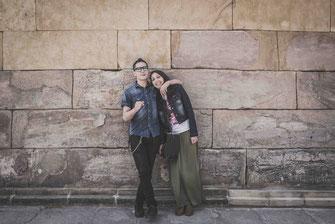 Tamara+Nacho| Desde Madrid con amor