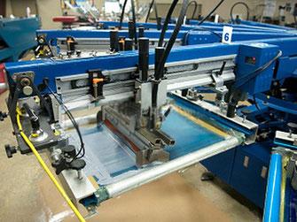 La stampa serigrafica è permamente e resistente all'usura.