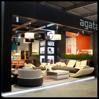 Выставочный стенд Agata. Киев 2013