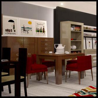 Шоурум сети магазинов мебели для дома Wojcik