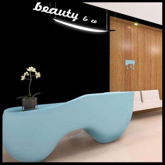 Интерьер спа бутика Beauty & co